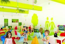 Preschool Design İnterior