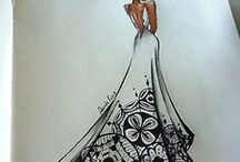 fashion - illustrations