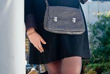 Crossbody handmade leather Handbag