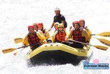 EXtreme Waves Rafting 28 Luglio 2014