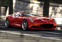 Dream Cars / Álom autók