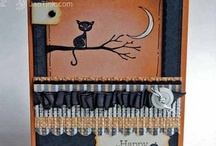 Stampin Up - Halloween