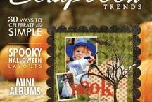 Scrapbook Trends fave project