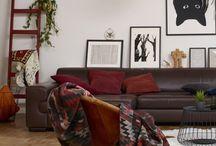 Decken als Accessoire / Wir zeigen euch, wie ihr den Kuschelfaktor in euer Wohnzimmer bringt! Decken als Accessoire verleihen jedem Raum ein besonderes Maß an Gemütlichkeit. Viel Spaß beim Inspirieren lassen!