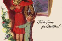 I'll be home for Christmas-- christmas short story