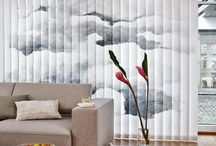 Window coverings / Roller blinds. Venetian blinds. Pleated blinds. Vertical blinds. Roman shades. Curtains. Home inspiration.