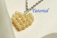 Bead pendants