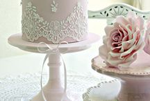 Lace icing