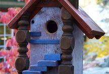 Kuş Evleri