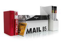 GMAIL koperty standardowe / Miejski styl. Ponadczasowe koperty papierowe w niepowtarzalnym stylu.