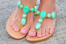 shoes  / by Melanie Linguist
