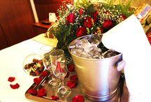 Opcionais Românticos em Gramado / Para curtir sua Lua de Mel em Gramado ou para celebrar o seu amor na Serra Gaúcha, o Hotel Alpestre Gramado tem os Opcionais Românticos perfeitos!
