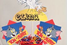 tom and jerry birthday party ideas