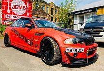 Race and Rally Cars