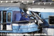Más de 150 heridos por choque de trenes en Argentina  / El choque de dos trenes en la provincia de Buenos Aires (Argentina) dejó este 13 de junio al menos tres muertos y más de 150 heridos. El servicio de Trenes Sarmiento fue suspendido por 24 horas para que se hagan las investigaciones.