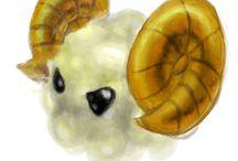 Mini Zodiac / Miniaturized version of zodiacs