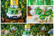 fotbal párty