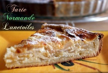 recettes aux pommes / by Amour de cuisine
