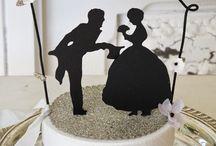 Torty ślubne  ( wedding cake ) / cakes
