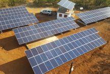 Kruger National Park - Off Grid system