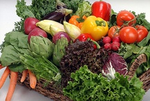 Fruits and Veggies / Cant live without em! / by Vicki Zahn Parsons