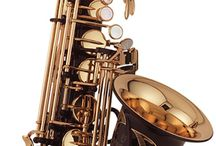 Saxofoon / Saxofoons