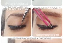 makeup / by Kayla Dealba