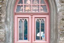 Doors/architecture