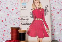 Vintage Sewing Patterns Community Board / This is a community board for pinning those drop-dead-gorgeous vintage sewing patterns you just have to share. Our focus is on womens' clothing patterns from the 1920s to the 1960s. Remember to like and repin your favorites! :)