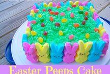 Easter & Peeps / by Abbey S.