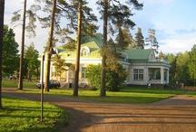 Finland/Suomi: Mäntsälä and Mäntsälä manors/ Mäntsälä ja Mäntsälän kartanot