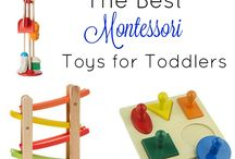 montessori oyuncak
