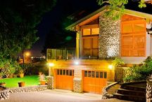 Our Electricians Can Wire Your Home For Landscape Lighting / At Power Electrical we specialize in landscape lighting which has really become an exciting trend in home illumination.  There are many different ways to light your yard, some of the most common include: