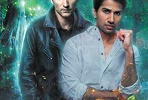 Irene Preston and Liv Rancourt, Bonfire / Hours of the Night Christmas novella. Follow up to Vespers. Gay paranormal romance and urban fantasy set in New Orleans.