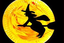 HALLOWEEN SCARE / theme based halloween activities for children...some of their favourites!
