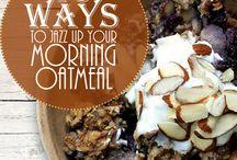 Vegan Breakfast / Start the day off right!