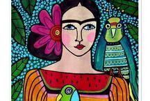Frida Kahlo❤