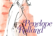 Penelope Rolland Illustration / by Traffic_NYC