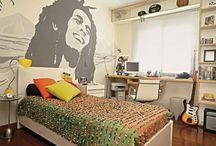Teenage Boys Rooms