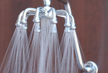 Faucets, Fixtures & Hardware / Faucets, shower heads, lighting, drawer pulls, etc.  / by Michele McNaughton