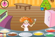 Cooking & Girls Games