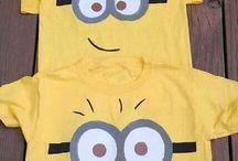 camisetaminions