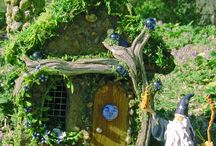 Faerie homes and doors