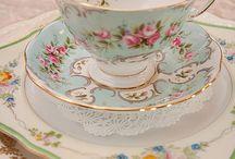 Tazze da tè d'epoca