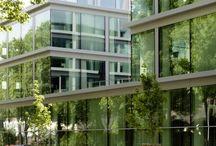 Facade - glass