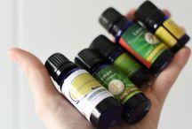 Essential Oils / How to use Essential Oils.