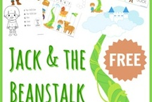 Book Studies: Jack and The Beanstalk / by Erin Johnson