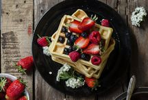 Delicious waffle pictures