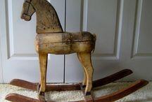 Rocking Horses / by Jan Pape