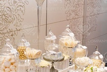 Dessert & Sweet Tables! / by Melanie Salt